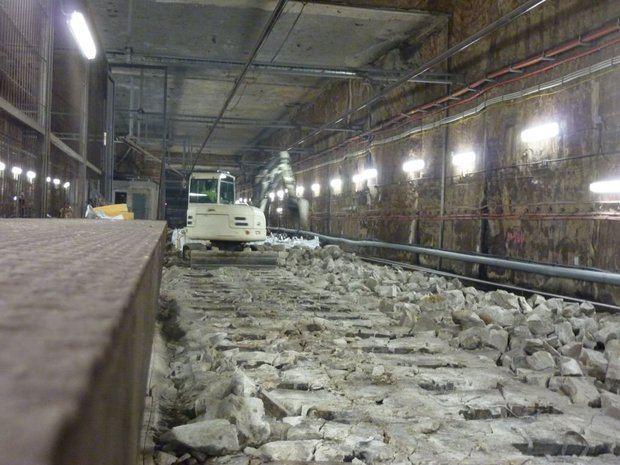 Cortes en líneas de metro y en las Rondas por las obras veraniegas