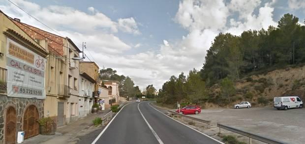 Un motorista muere tras chocar con un vehículo en Sant Esteve Sesrovires