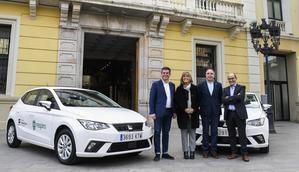 L'Hospitalet acoge una nueva propuesta de alquiler de coches para reducir la contaminación
