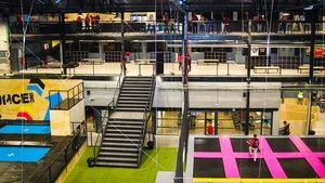 Bounce inaugura su primer espacio de acción y aventura de Catalunya