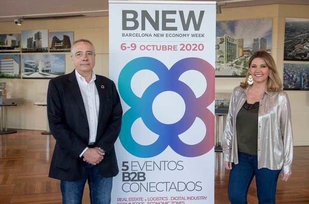 Zona Franca inventa un evento híbrido para reactivarla economía del área metropolitana de Barcelona