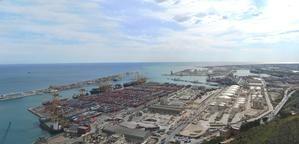 Las conexiones por mar y aire de Barcelona y el Baix Llobregat reducen la contaminación y se vuelven más sostenibles medioambientalmente