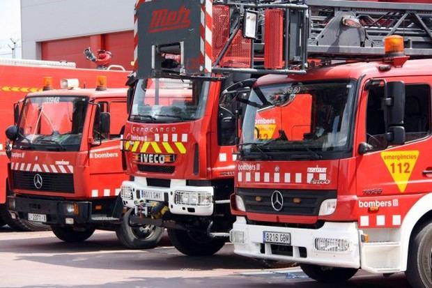 Muere una mujer en el incendio de su vivienda en Martorell