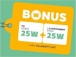 Viladecans lanza unos bonos que rebajan el importe las compras en comercios locales a la mitad