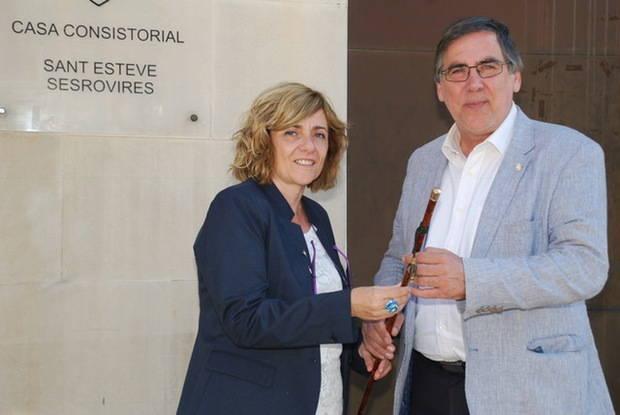 Enric Carbonell recupera la Alcaldía de Sant Esteve Sesrovires