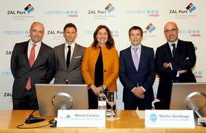 Caprabo crece con la nueva plataforma de logística en el Puerto