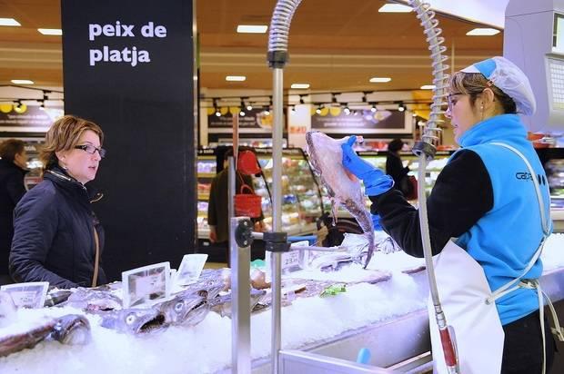 Caprabo prevé un aumento del 3% en el gasto de la cesta de Navidad