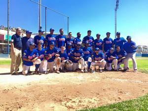 El CBS Sant Boi, campió de la Copa del Rei de Beisbol per segon any consecutiu