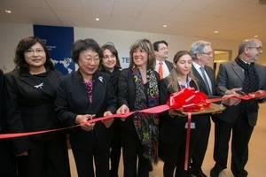 El primer laboratorio chino de certificación para Europa se instala en L'Hospitalet