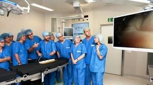 El Hospital de Bellvitge, a la altura de los mejores centros europeos en cirugía mayor ambulatoria