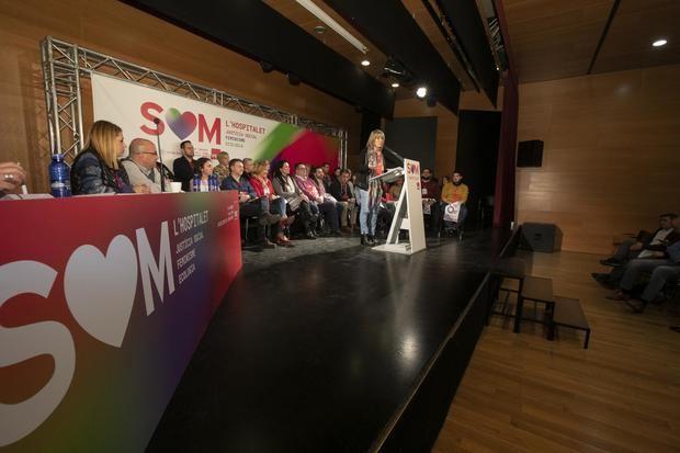 El PSC de L'Hospitalet ratifica a Cristian Alcázar como primer secretario