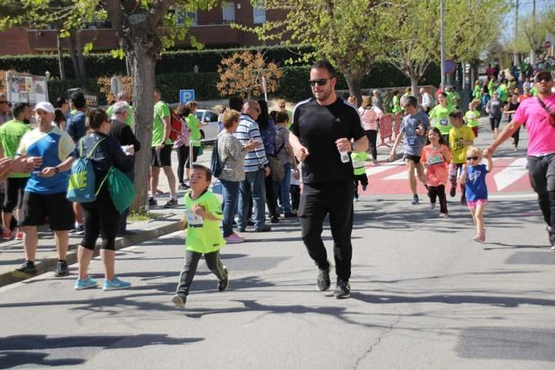 Aplazan la carrera 'Corre en Gran' para el 11 de octubre a causa del coronavirus