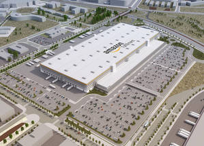 Amazon obrirà el centre logístic de El Prat la tardor de 2017