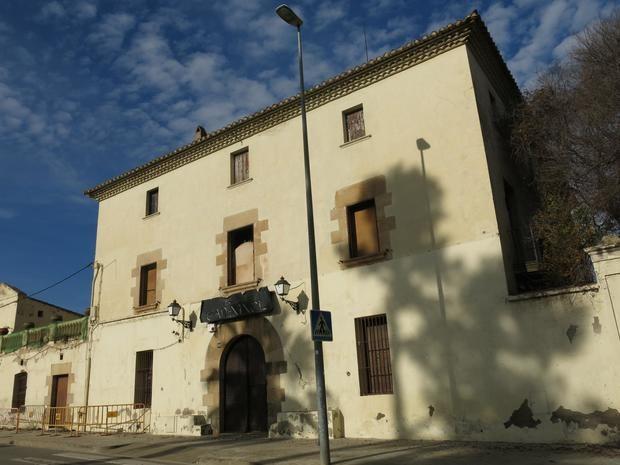 Tira y afloja entre la oposición y el gobierno de Sant Boi por unas obras ilegales en la Casa Gran del Bori