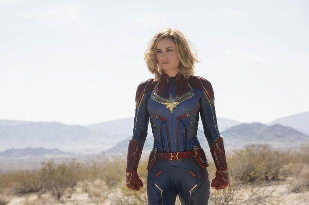 """Crítica de """"Capitana Marvel"""" (2019): Antesala de """"Vengadores: Endgame"""""""