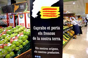 Caprabo amplía su campaña de productos catalanes con un 5% más de proveedores