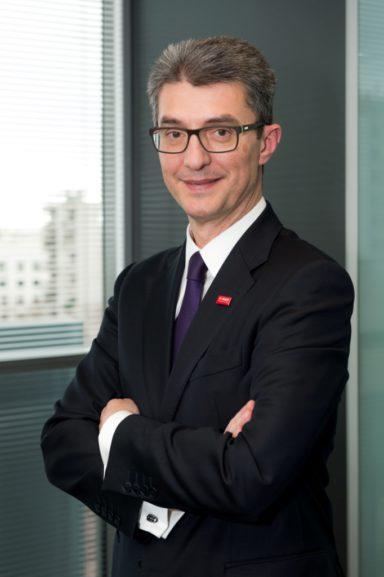 Carlos Navarro, nuevo director general de Basf