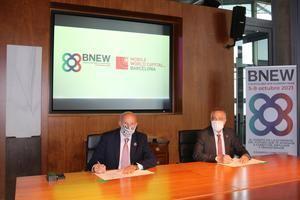 Mobile World Capital Barcelona renueva su compromiso con la segunda edición de BNEW