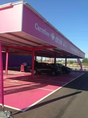 Carrefour apuesta por El Prat para abrir su primer servicio 'Drive' de Barcelona