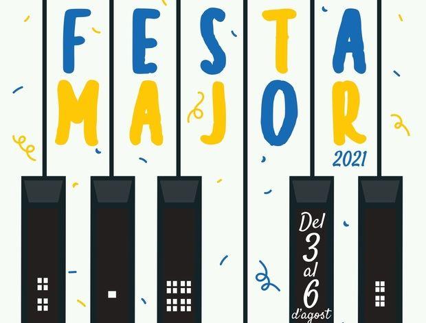 La Fiesta Mayor de Sant Just Desvern se inició ayer con actividades culturales para los más pequeños