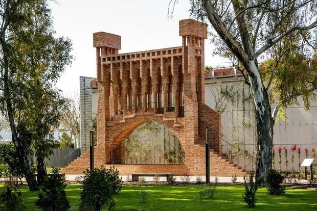 El Museu de les Aigües de Cornellà inaugurará una reconstrucción de la cascada de la Casa Vicens de Gaudí