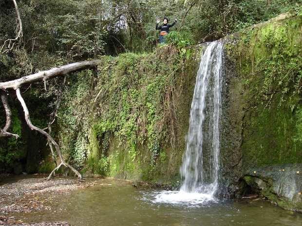 Ferit greu un excursionista de 66 anys en caure pel salt d'aigua de la Rierada de Molins de Rei
