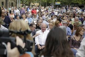 """Rabell denuncia que Mas plantea la manifestación del 11 de septiembre como un """"chantaje emocional"""""""