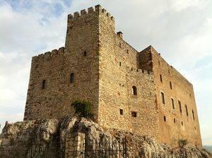El Castell de El Papiol, escenari del documental de TV3 �Jo, Ramon Llull�