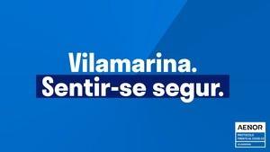 AENOR avala las buenas prácticas de Vilamarina en la gestión del covid-19