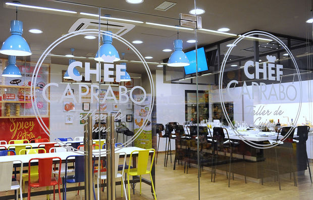 Los talleres de 'Chef Capbrabo' se consolidan con 138 sesiones en lo que va de año