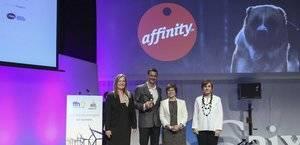Affinity Petcare se lleva el VIII Premio Factor Hum� Merc� Sala