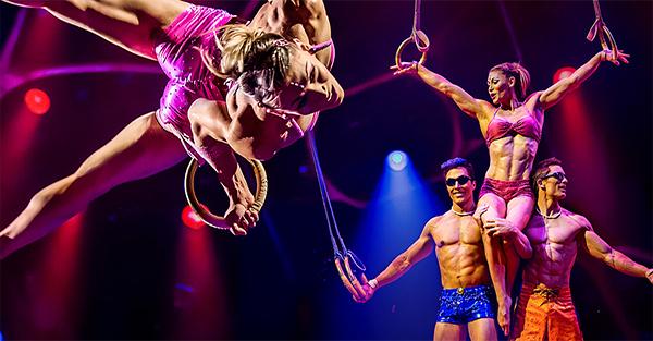 El Cirque du Soleil presenta una exposición como aperitivo de su inminente llegada a L'Hospitalet