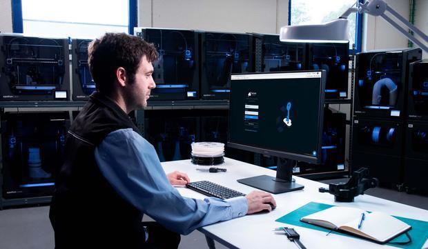 BCN3D estrena su nueva tecnología Cloud