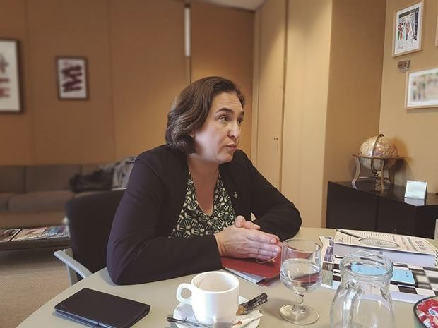 """Ada Colau: """"En habitatge no podem fer en un mandat el que no s'ha fet en 40 anys"""""""