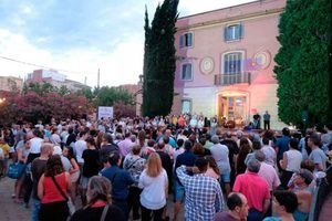 Inicio de la Fiesta Mayor de Gavà del año pasado.