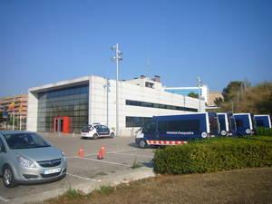 Presó per un home després d'atracar amb armes de foc l'empresa d'Esplugues on va treballar