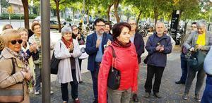 La Fiscalía archiva la causa contra la alcaldesa de Olesa por el 1-O