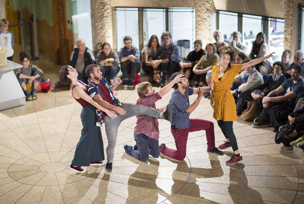Sant Andreu de la Barca presenta el nuevo 'Festival Zero' con los jóvenes como protagonistas principales