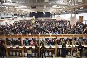 L'Hospitalet finaliza el Barcelona Beer Festival 2017 con un record de 32.000 visitantes
