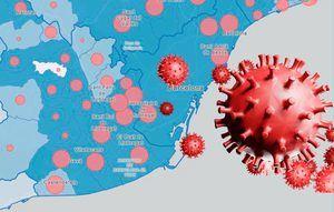 El Baix Llobregat y L'Hospitalet se acercan a los 8.000 casos positivos de coronavirus