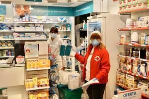 Medicinas a domicilio para personas vulnerables en Sant Joan Despí
