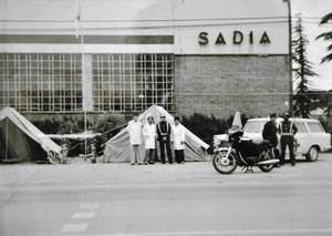 Alguna de las fotografías antiguas que se podrán ver en la exposición del centenario.