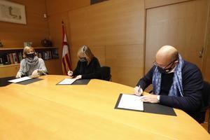 El Cruyff Court Jordi Alba llegará a L'Hospitalet para mejorar la oferta deportiva del distrito IV