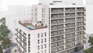 La inmobiliaria Culmia inicia la promoción de los 62 pisos de Can Batllori en L'Hospitalet