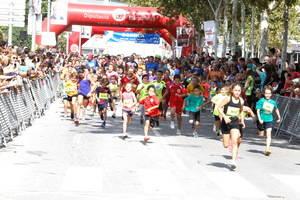 La Cursa de Sant Miquel de Molins torna a córrer per la igualtat d'oportunitats dels més joves