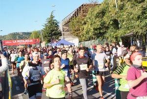 La carrera Pota-Roja logra más de 700 inscritos