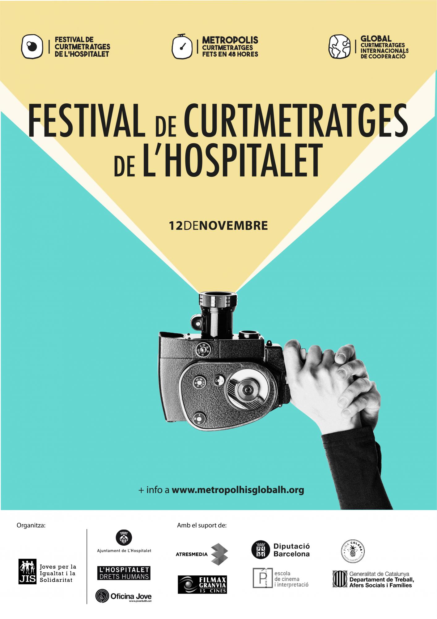 Nueva edición convocada del festival GlobaL'H de cortometrajes internacionales