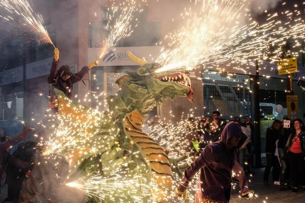 'El Sevilla' dará el pistoletazo de salida a las Fiestas de Primavera de L'Hospitalet