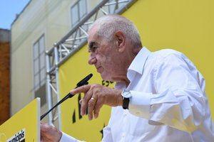 Ernest Maragall da apoyo a los 31 candidatos de ERC en el Baix y L'Hospitalet