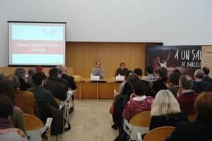 El Consell Comarcal presenta el Ateneu Cooperativo del Baix Llobregat